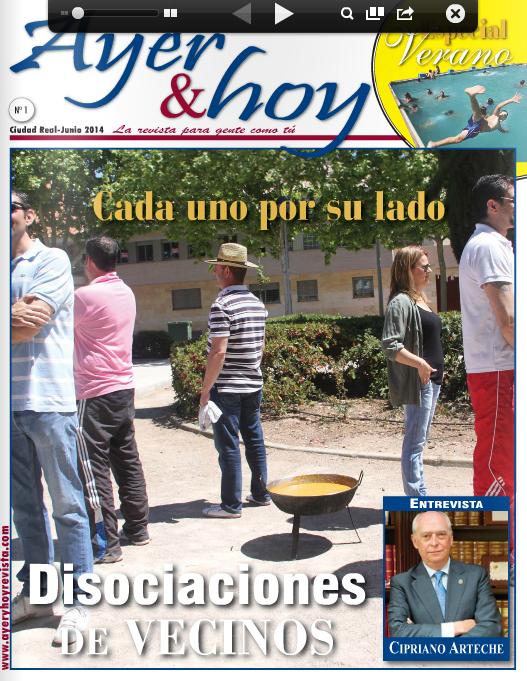 Revista de Junio 2014 – Ciudad Real