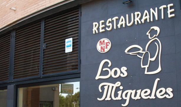 Restaurante Los Migueles: Mimo al plato, mimo al cliente