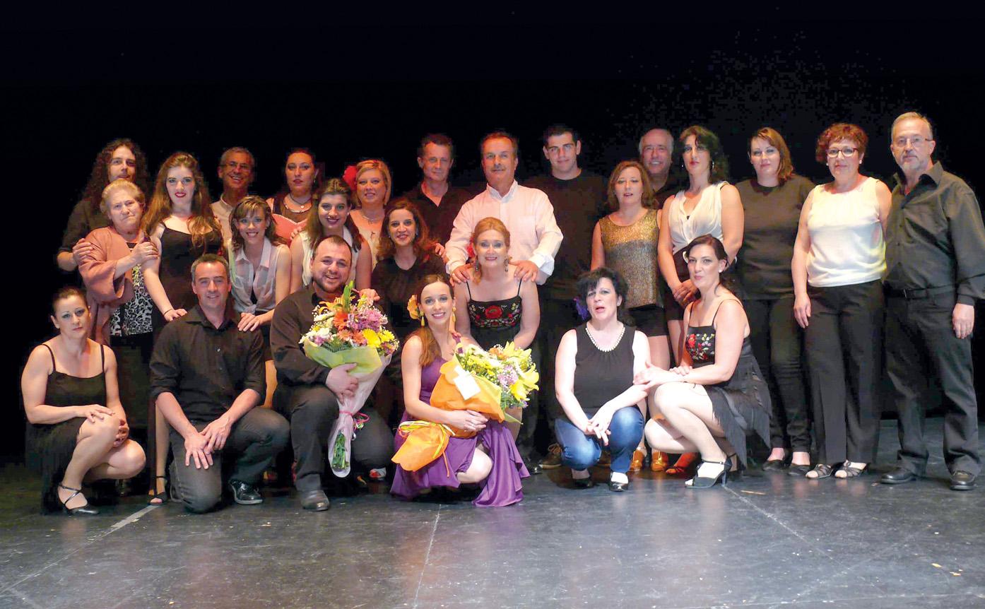 Ballet y Bailes de Salón