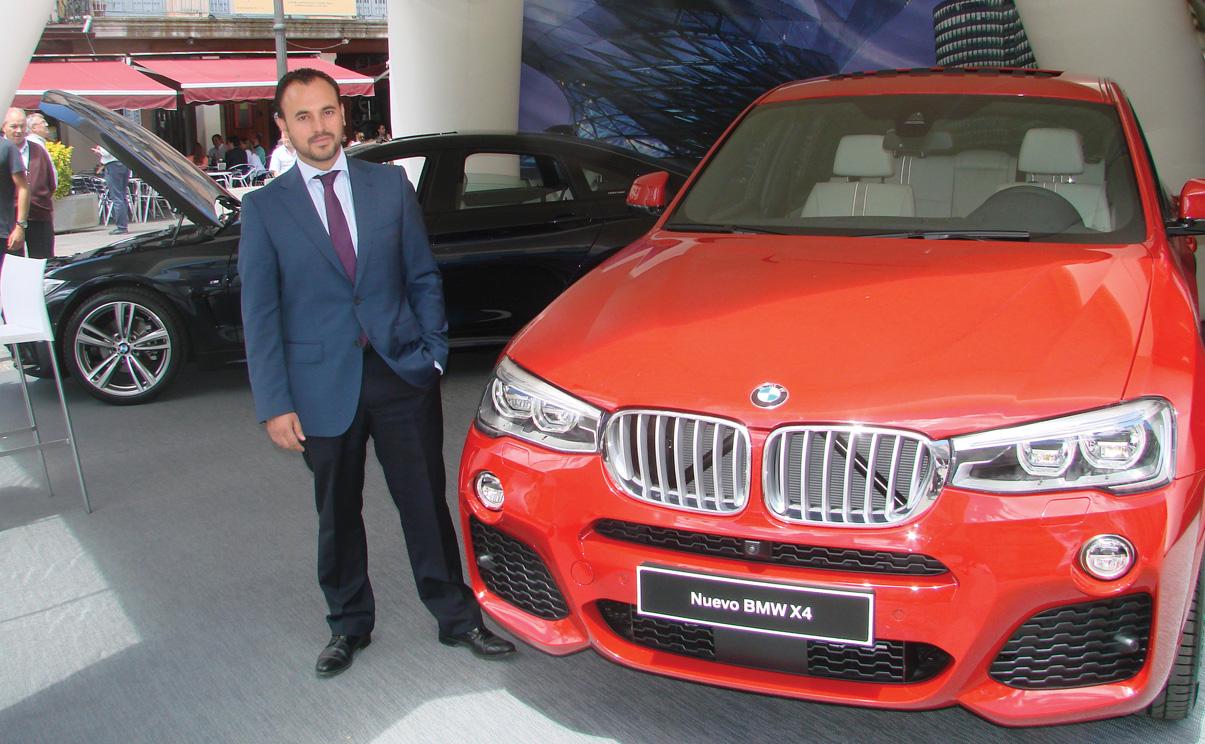 """""""BMW Emotion Days"""" presentó los novedosos X4 y Serie 4 Gran Coupé"""