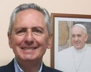 Fermín Gassol Peco. Director de Cáritas Diocesana de Ciudad Real