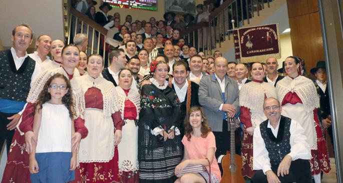 Coros y danzas Nazarín
