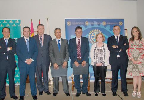 El Club Rotario entrega sus Premios a la Excelencia Profesional