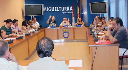 Pleno Miguelturra