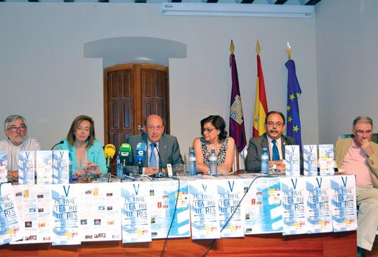 """La calidad protagoniza el 4º Festival Nacional de Teatro y Títeres """"Patio de Comedias"""""""