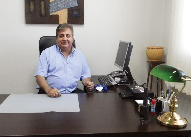 César Sánchez Maroto, gerente de NEOCENTER