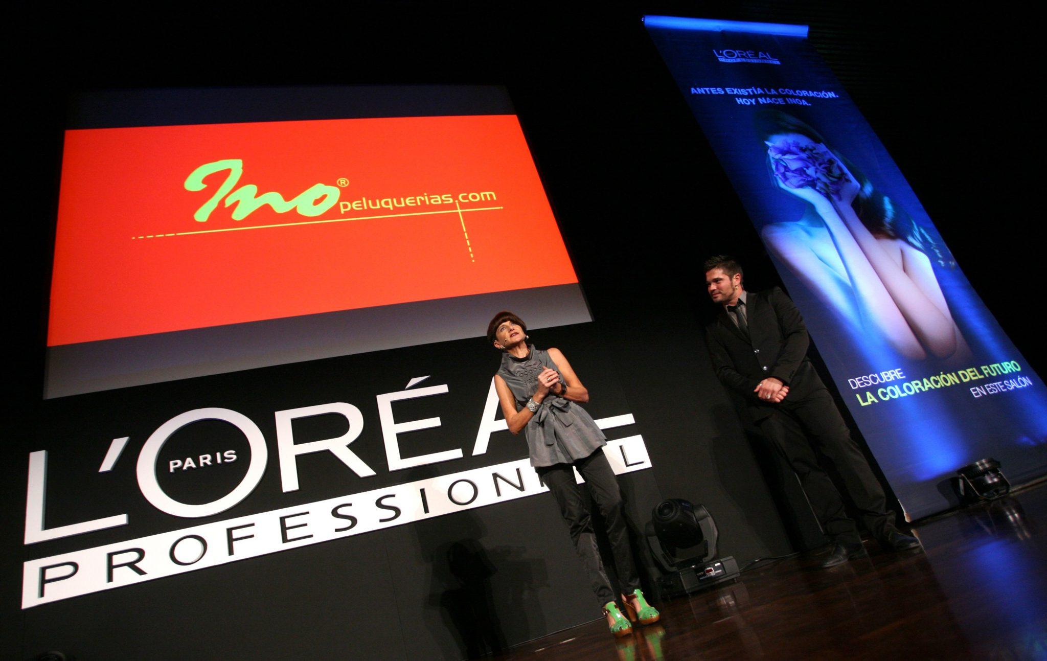 Ino Peluquerías peinará en la Fashion Week Madrid este 15 de septiembre colaborando con L'Oréal Profesional