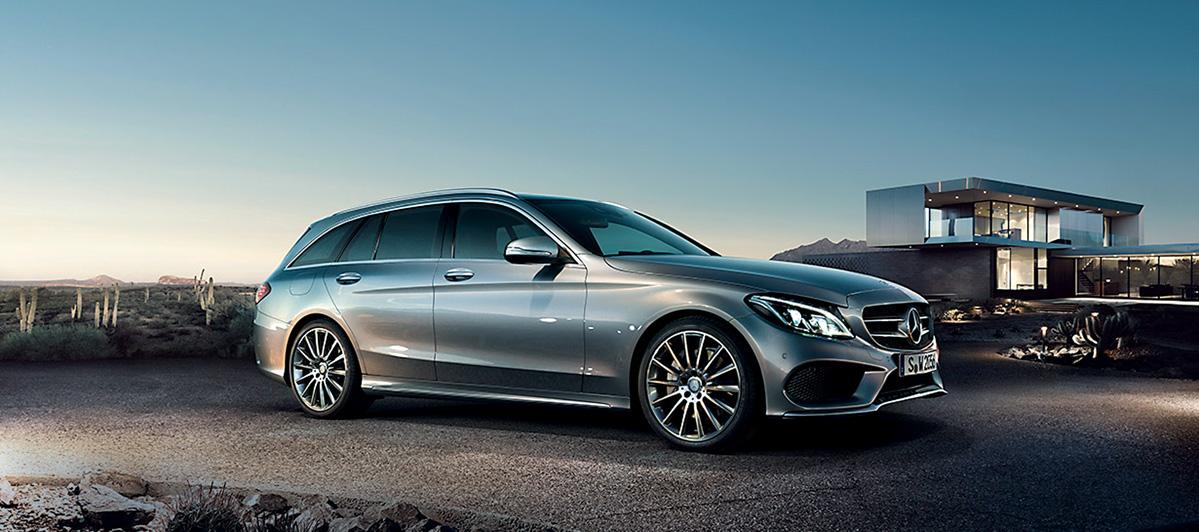 Mercedes-Benz C Estate. Un familiar que es todo un lujo