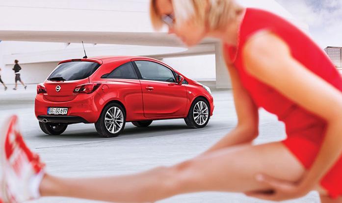 Opel Corsa 2015, todo diseño y tecnología