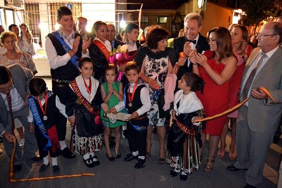 La emoción marca el comienzo de las Fiestas de Torralba, con el pregón musical de la artista local Laura García