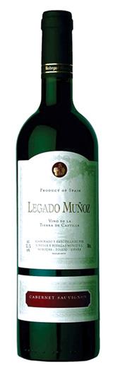 Vino Legado Muñoz
