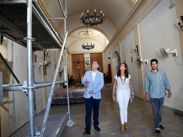 La Alcaldesa anuncia que el Ayuntamiento invertirá 145.000 euros en mejoras de adecuación de la senda verde Ciudad Real – Las Casas