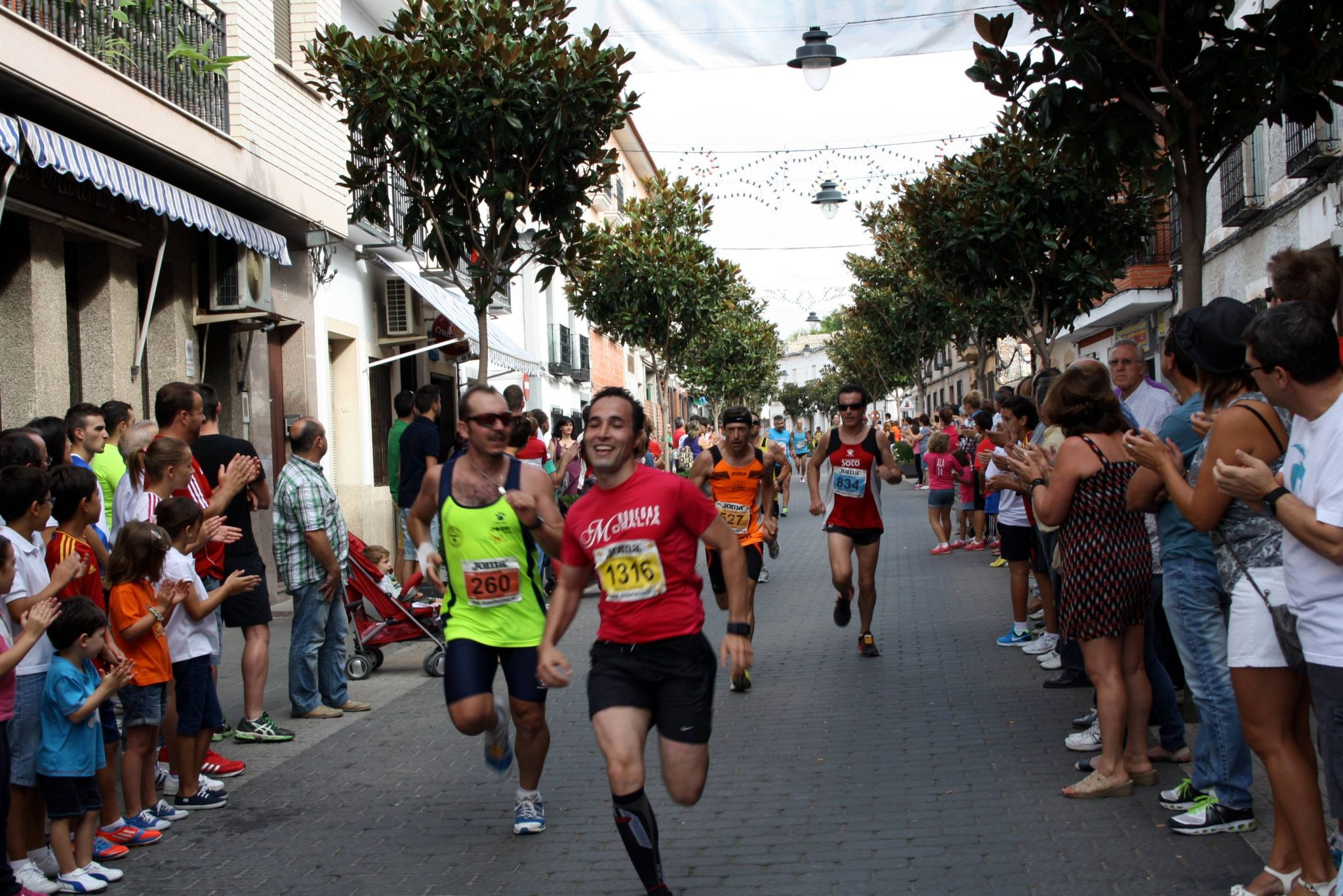 Récord histórico en la 37ª Medio Maratón Ciudad Real-Torralba, la más antigua de Castilla-La Mancha, con más de 550 inscritos