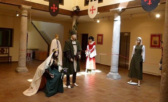 El concurso de indumentaria medieval tendrá un desfile en Manzanares