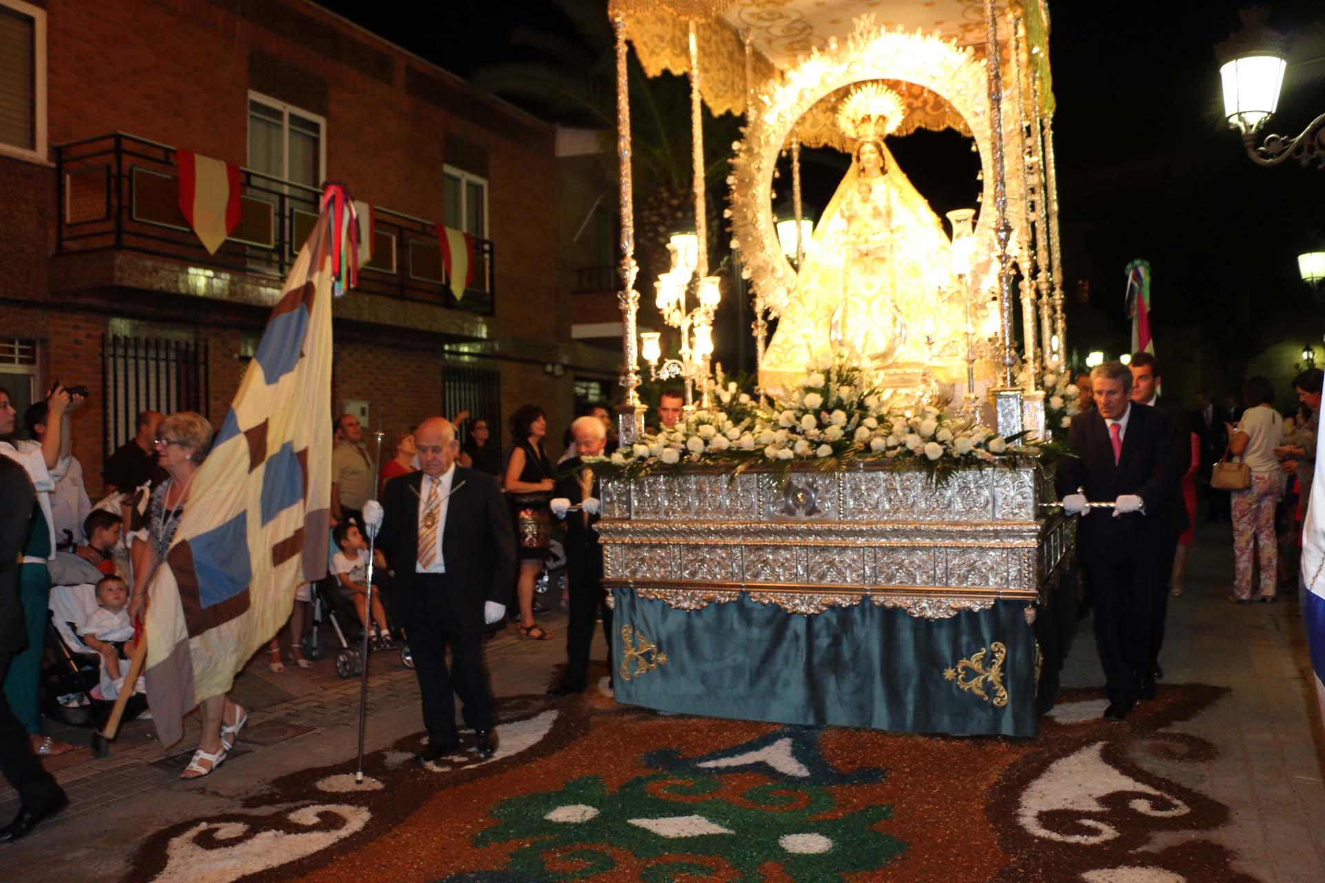 Miguelturra inició sus fiestas patronales 2014 en honor a la Virgen de la Estrella