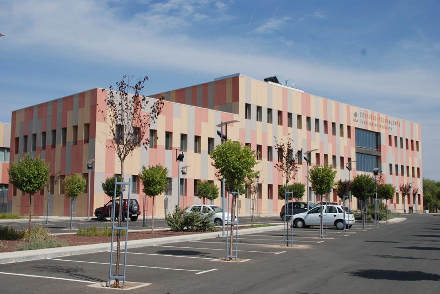 Facultad Medicina Ciudad Real UCLM
