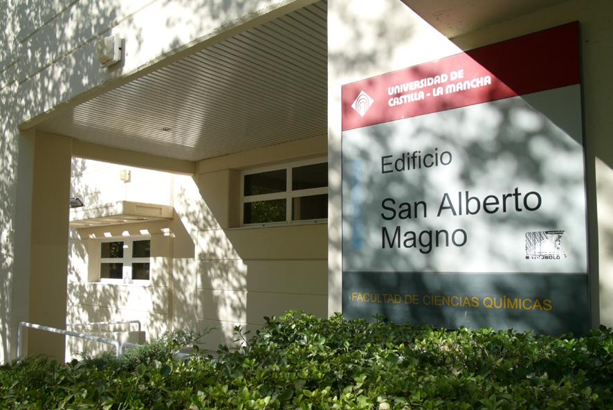 Facultad Químicas UCLM