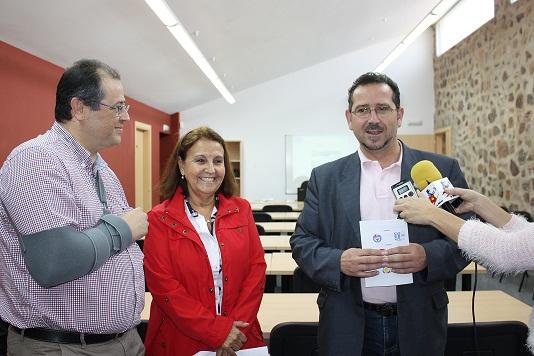 Nueva convivencia para niños con diabetes y sus padres en el albergue de Vallehermoso de La Solana
