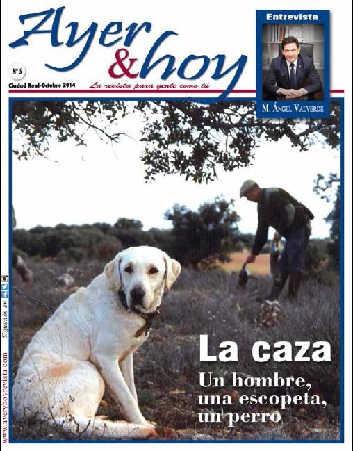 Revista de Octubre 2014 – Ciudad Real