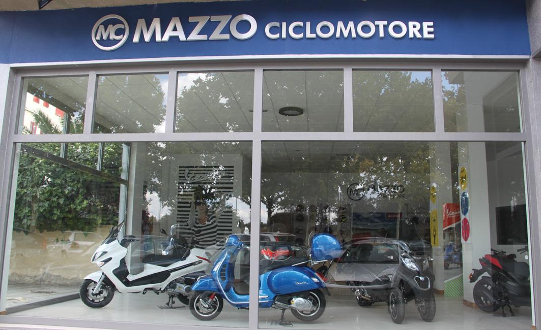 Mazzo Ciclomotore Ciudad Real