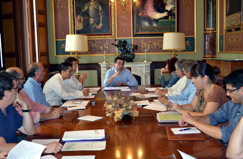 El Consorcio RSU de Ciudad Real trabaja en un nuevo sistema de gestión para los Puntos Limpios