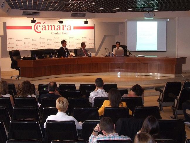 El Colegio de Abogados de Ciudad Real organizó una jornada sobre abogacía y nuevas tecnologías