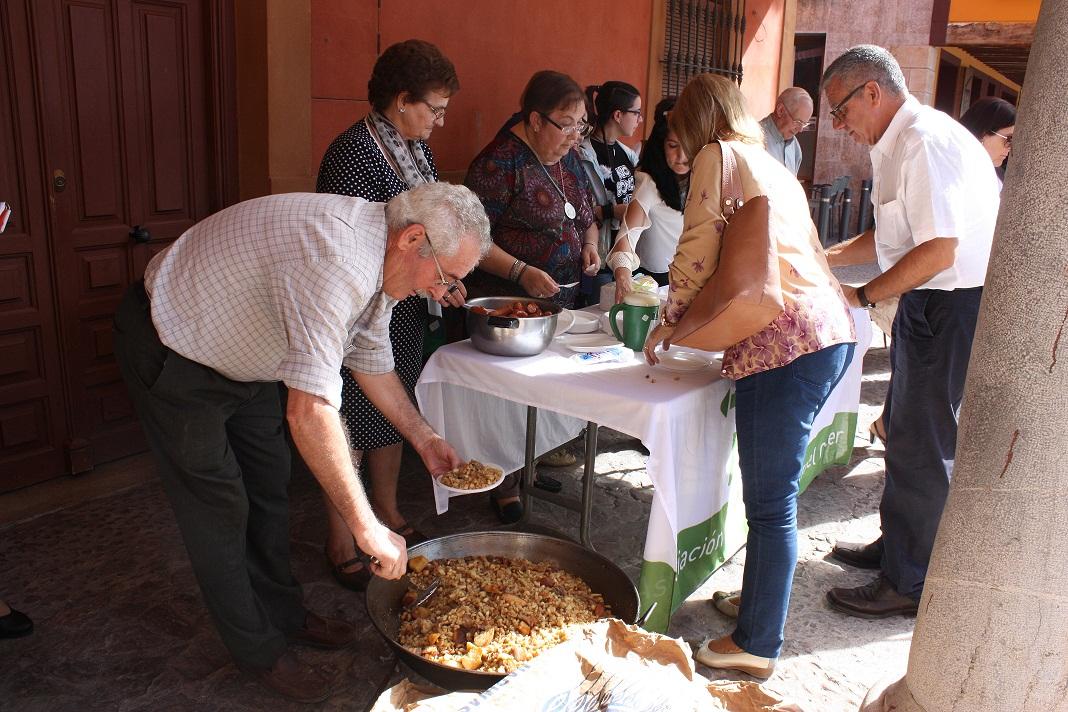 La AECC recaudó en La Solana 750 euros en sus tradicionales migas solidarias