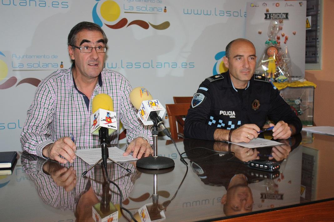 La campaña de control de velocidad finaliza en La Solana con un 5% de vehículos denunciados