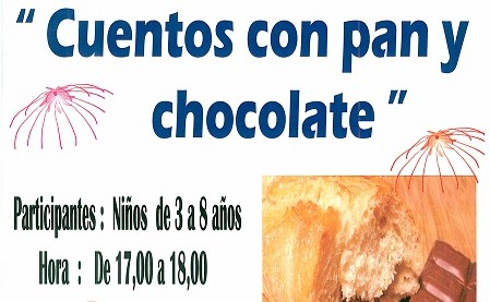 «Cuentos con pan y chocolate», novedosa actividad para leer y merendar en la Biblioteca Municipal de Miguelturra