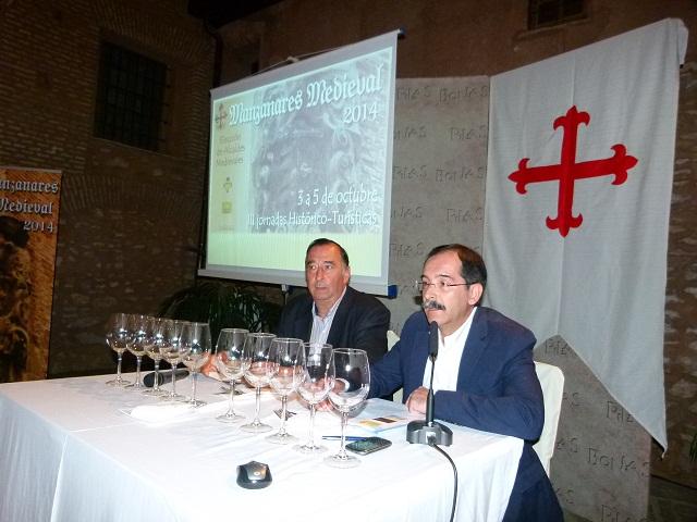 Maridaje de historia y vino en una cata en Manzanares sobre la ruta de la uva tinta desde Borgoña a Calatrava