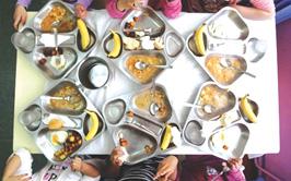 La vuelta al cole. Comedores escolares sin gluten