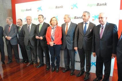 """Más de 300 profesionales y expertos se dan cita en Valdepeñas en la Jornada AgroBank """"Horizonte 2020"""""""