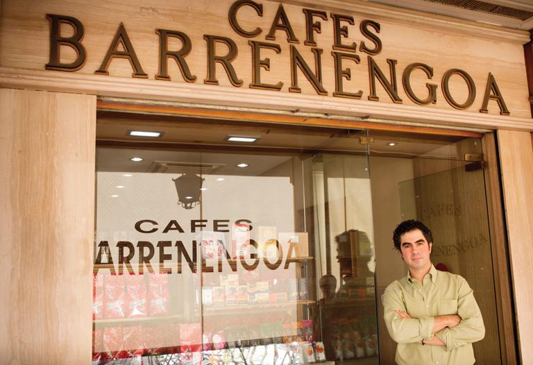 Cafés Barrenengoa