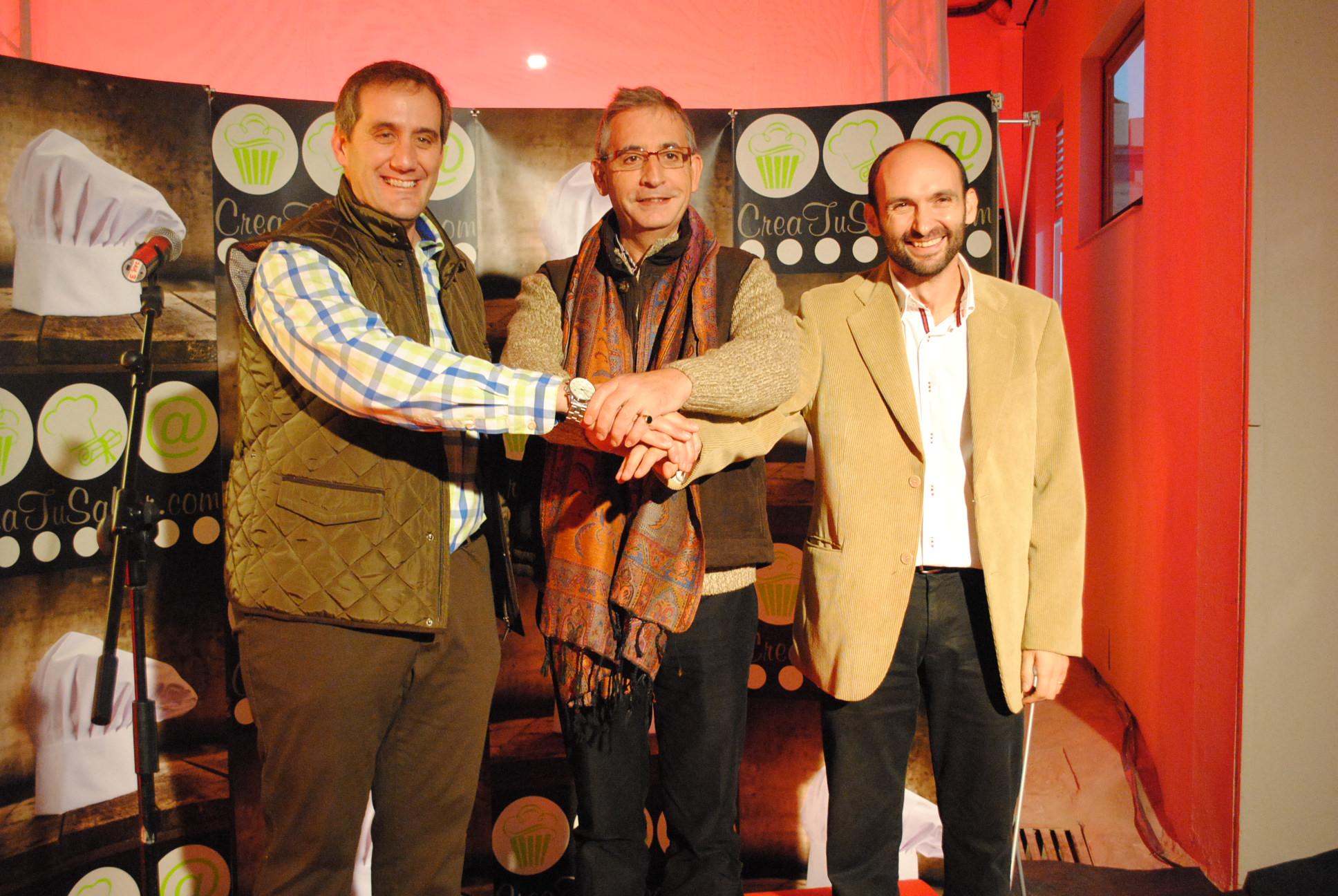 El alcalde de Valdepeñas inauguró un nuevo negocio de repostería