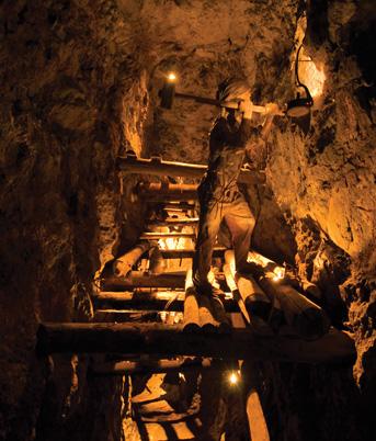 Las minas de Almadén