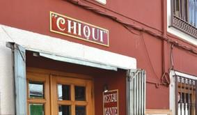 Restaurante Chiqui. Un referente en la comarca