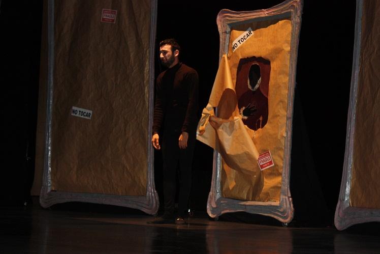 Escolares de 5º y 6º conocen en La Solana a «El Greco» a través del teatro