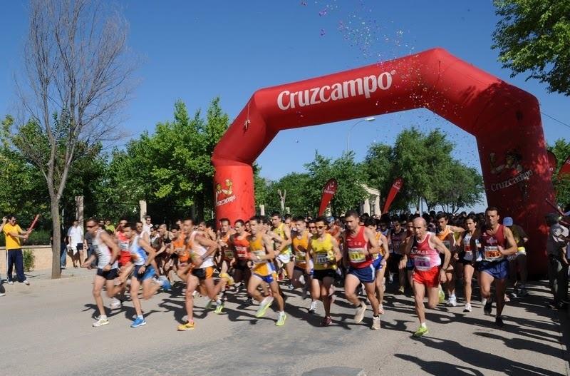 Vuelve el atletismo popular a La Solana
