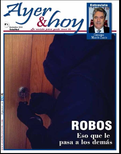 Revista de Noviembre 2014 – Ciudad Real