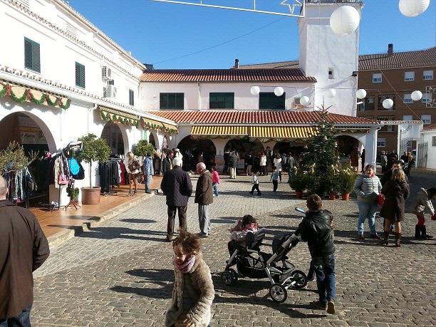 En Plaza La Navidad, del 6 al 8 de diciembre en Manzanares