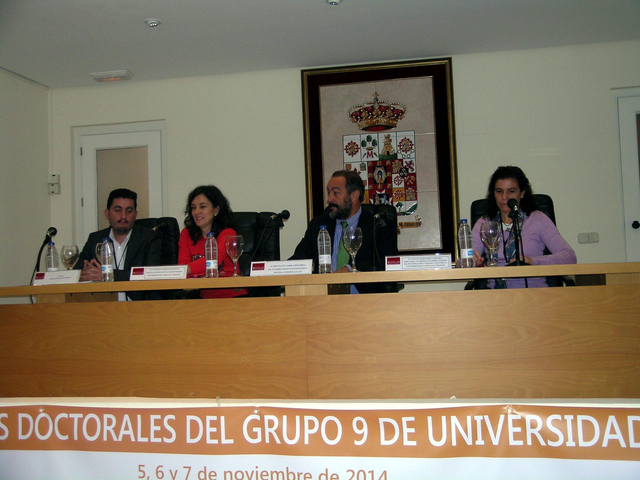 jornadas doctorales uclm