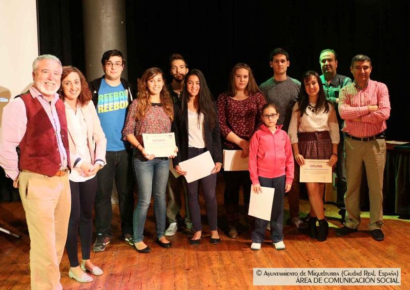 Miguelturra celebró los novenos Premios de Incentivo al Estudio curso 2013-2014