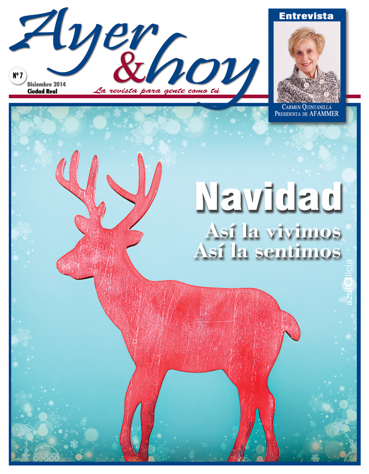 Revista de Diciembre 2014 – Ciudad Real