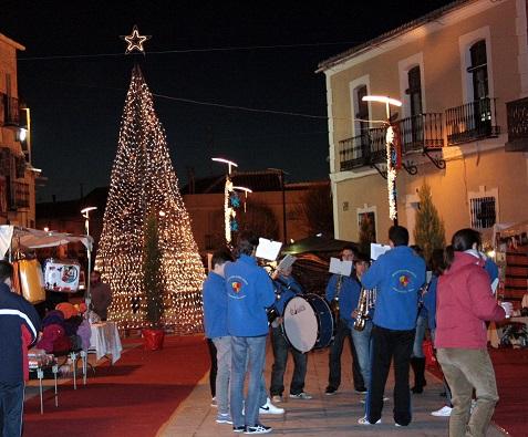 Carrión de Calatrava aplazó su 2º Mercado Navideño al fin de semana del 27 y 28 de diciembre, debido a las lluvias