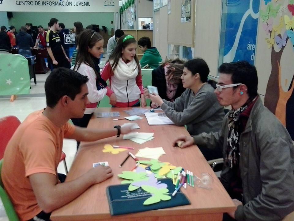 Alta participación en el V Encuentro Juvenil de Manzanares