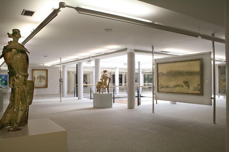 Valencia acogerá la muestra conmemorativa del 75 aniversario de la Exposición Internacional de Artes Plásticas de Valdepeñas