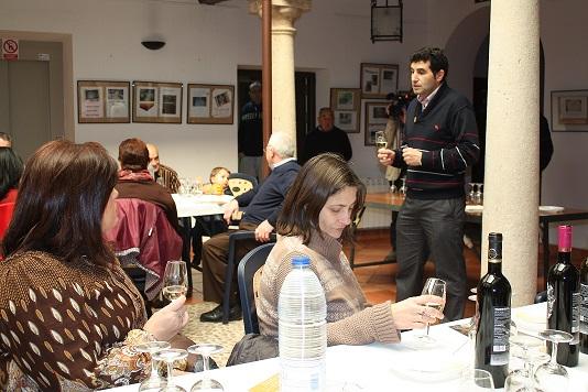 Bodegas Vega de Mara abrió las catas comentadas en La Solana