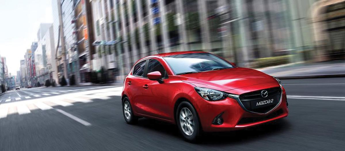 Mazda 2, con vistas a Europa