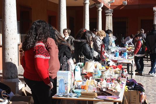 El Grupo de Animación Misionera recaudó en La Solana 3.180 euros en su mercadillo