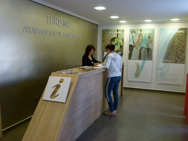 Oficina Turismo Manzanares